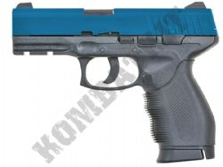 KC46HN Airsoft Pistol Taurus PT 24/7 Replica CO2 Gas BB Gun Black & 2 Tone